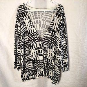 Avenue Plus Size 18 20 Cardigan Sweater 383